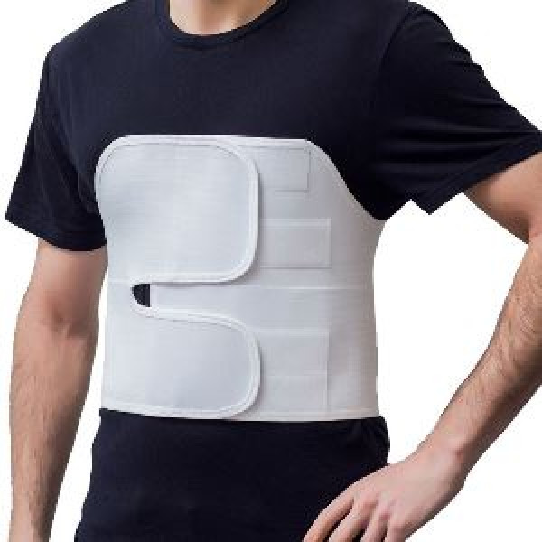 Бандаж на грудную клетку АЛЕФ мужской