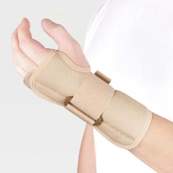 Бандаж на лучезапястный сустав без фиксации большого пальца Экотен WS-LT