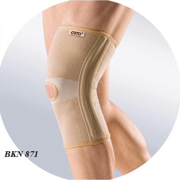 Бандаж на колено ORTO BKN 871 с ребрами жесткости