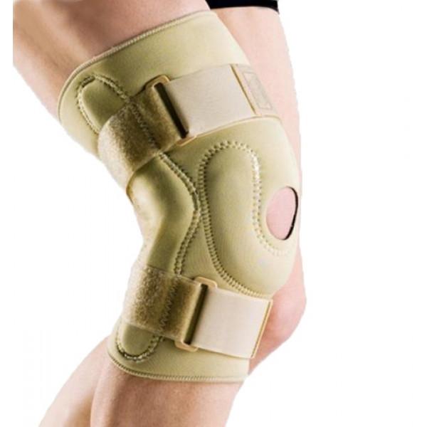 Бандаж на коленный сустав с металлическими шарнирами NKN 139