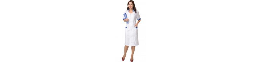 Медицинские халаты для женщин