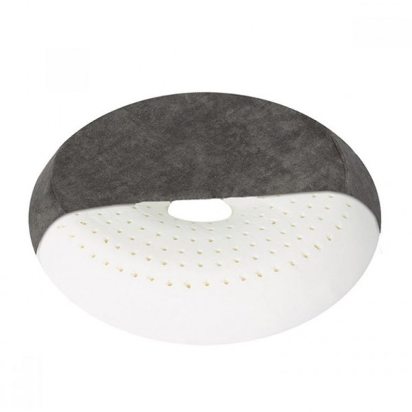 Подушка-кольцо на сиденье Тривес ТОП-208 ортопедическая латекс