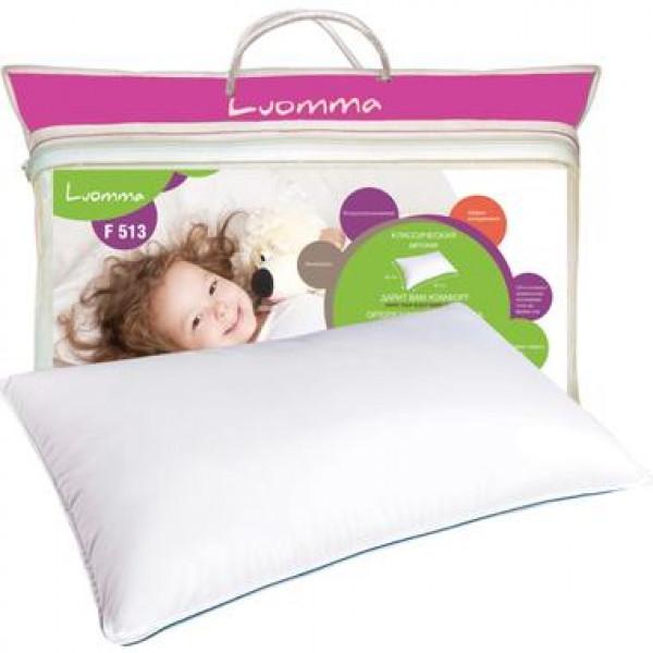 Подушка классическая ортопедическая с эффектом памяти детская LumF-513