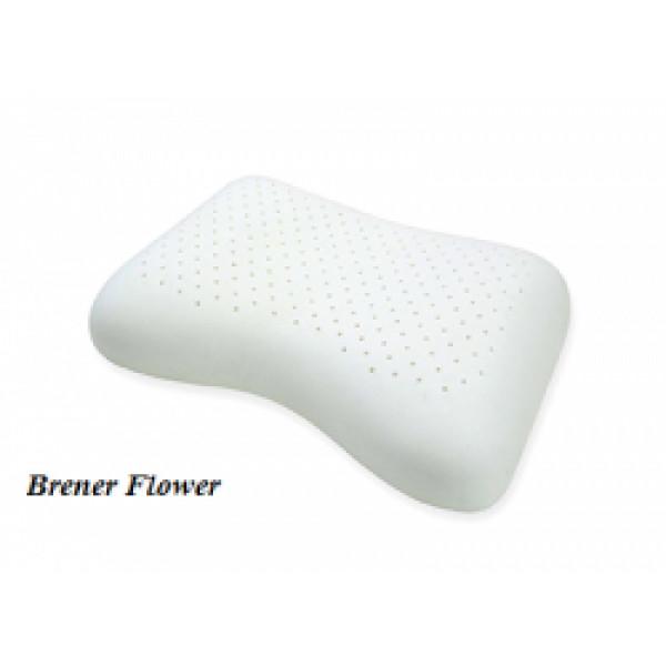 Ортопедическая подушка латексная Brener Flower 56*40