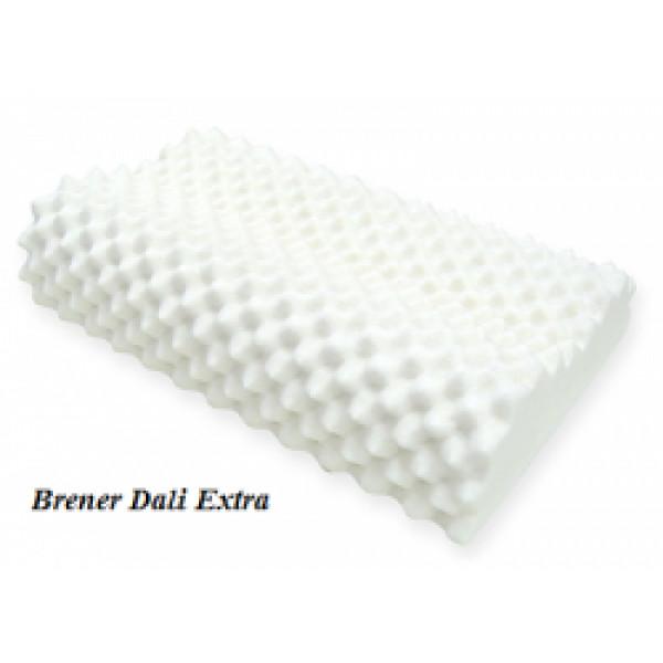 Ортопедическая подушка латексная Brener Dali extra 60*38