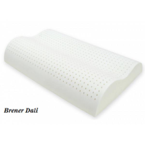 Ортопедическая подушка латексная Brener Dali 63*44