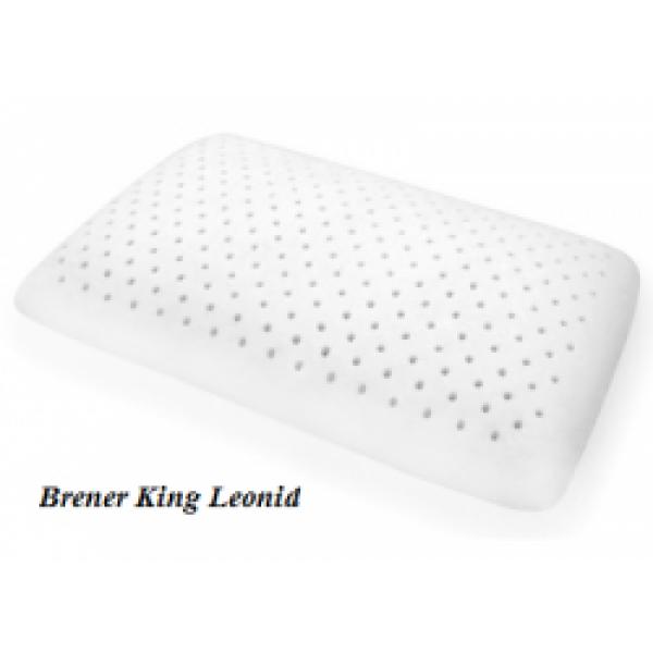 Ортопедическая подушка латексная Brener King Leonid 70*42