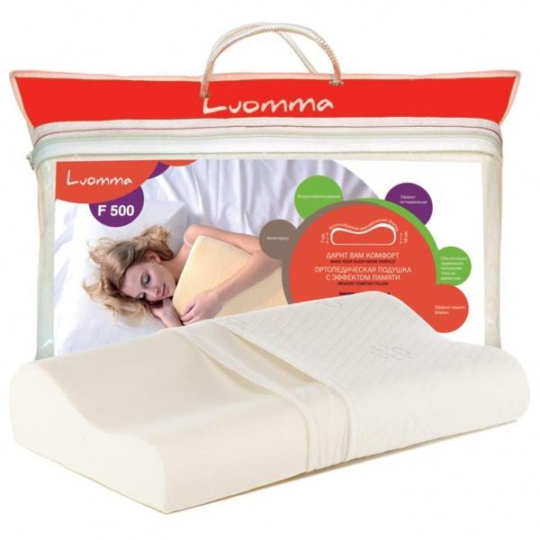 Подушка ортопедическая LUOMMA Lum F-500