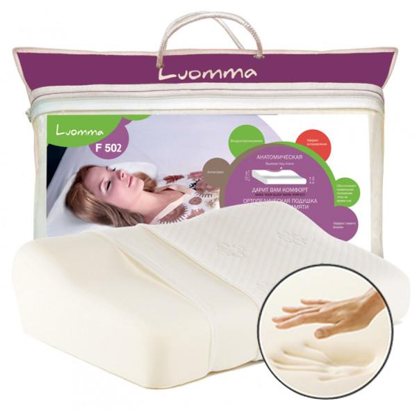 Подушка ортопедическая LUOMMA Lum F-502