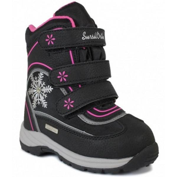 Ботинки детские Сурсил Орто А45-108 ортопедические