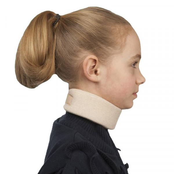 Фиксатор шейного отдела позвоночника (шина Шанца) Алеф БШ для ребенка