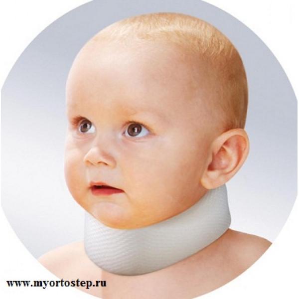 Шина-воротник ORTO типа Шанца для новорожденных