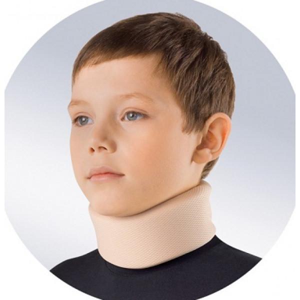 Шина-воротник ORTO типа Шанца для детей
