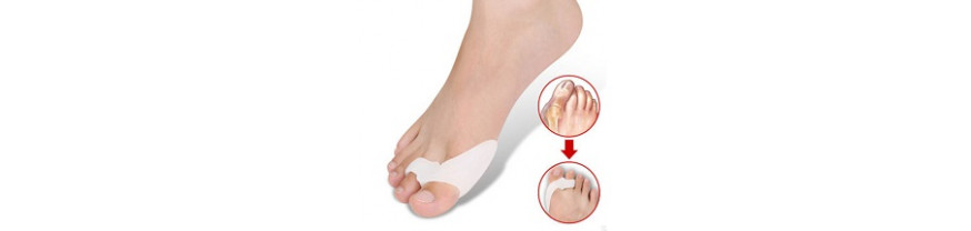 Корректоры для пальцев стопы