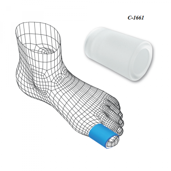 Защитное кольцо для пальцев стопы АЛЕФ С-410 (С-1661)